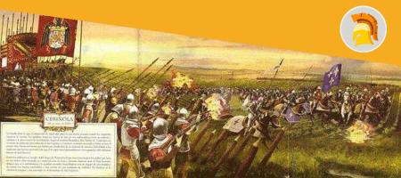 La Batalla de Cerignola