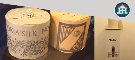 Paper higiènic Nokia
