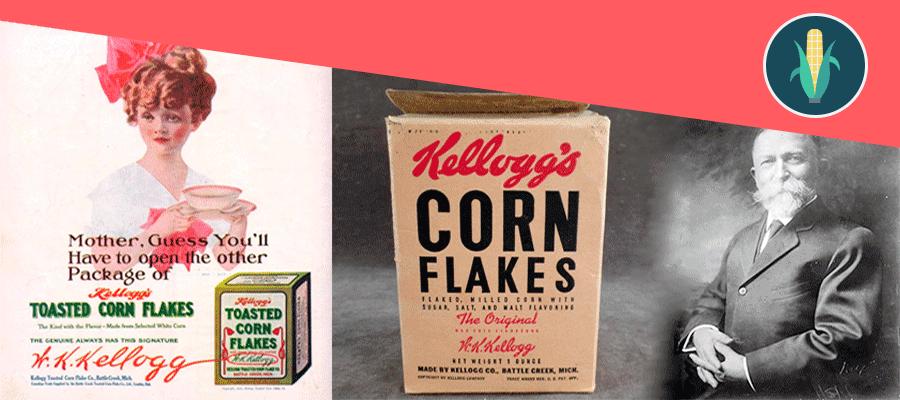 Corn Flakes de Kellogg's