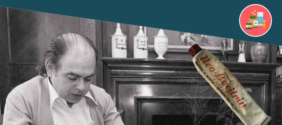 Jordi Pujol i el Neo-Bacitrin