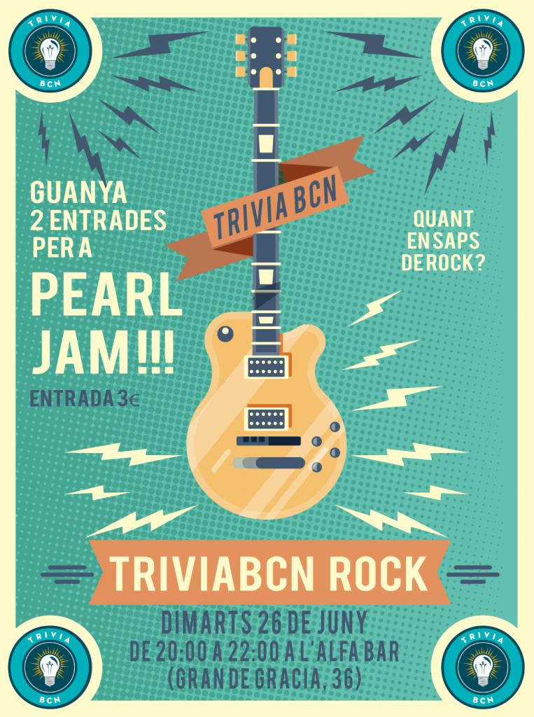 TriviaBCN Rock